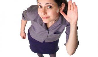 Effect of estrogen on hearing