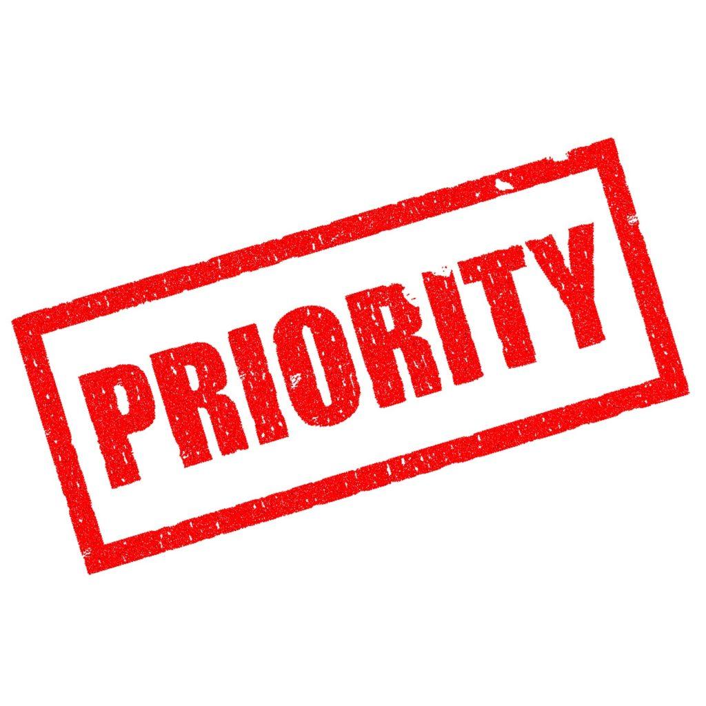 Priority Dilemma