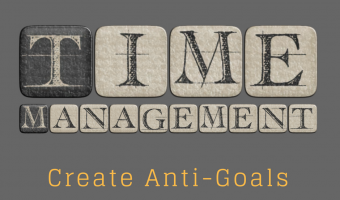 Success means having a list of anti-goals